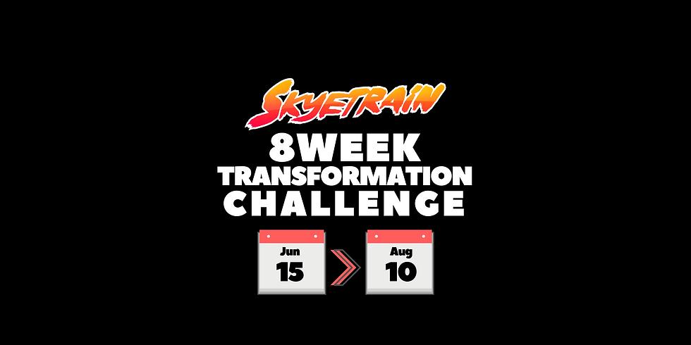 8 WEEK TRANSFORMATION CHALLENGE JUN 2019