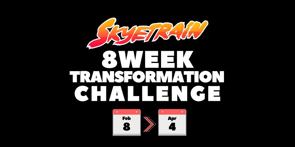 8 WEEK TRANSFORMATION CHALLENGE FEB 2020
