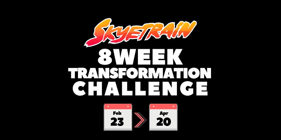 8 WEEK TRANSFORMATION CHALLENGE FEB 2019
