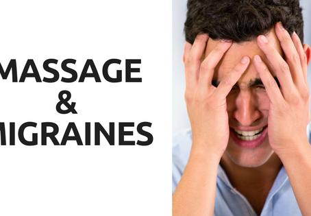Massage and Migraines