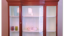 Before & After Wednesday: Beauty the China Cabinet Part II
