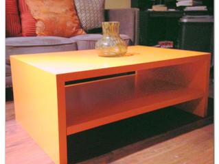 Bert the Orange Coffee Table