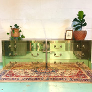The Cabron End Tables