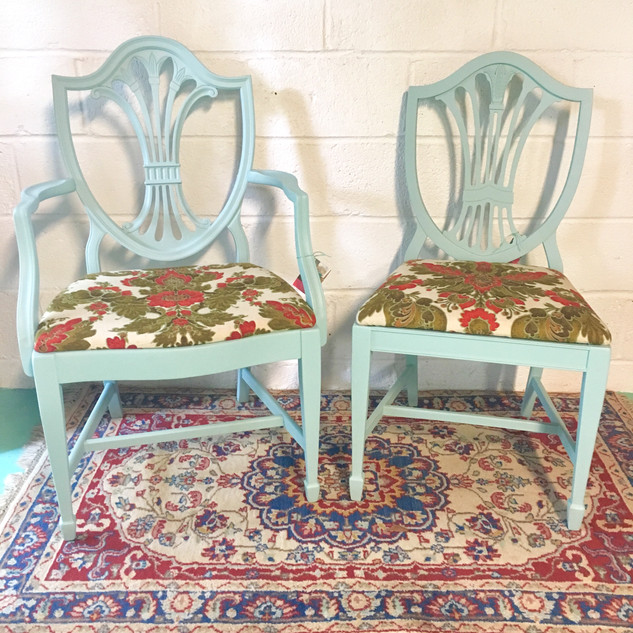 The Leslie Chairs