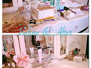 Before & After Wednesday - Dresser Organization