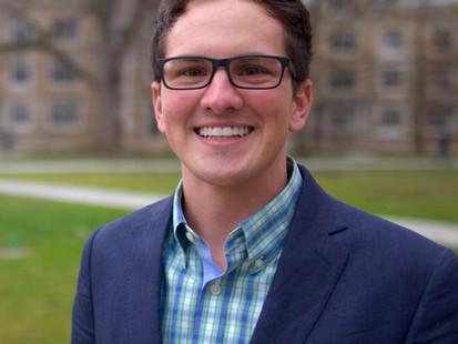 """""""We need progressive voices"""": County Commissioner Jason Morgan runs for State Representative"""