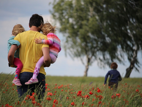 Why We Celebrate Father's Day