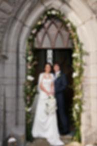 wedding venue decoration Ireland