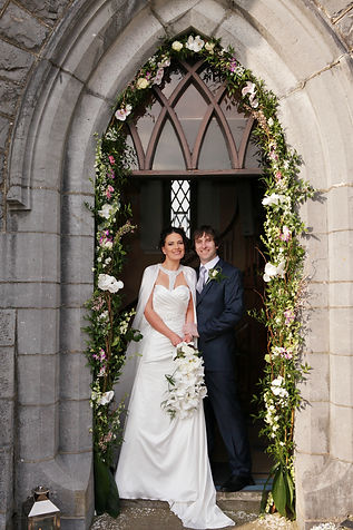 wedding venue decoration Ireland