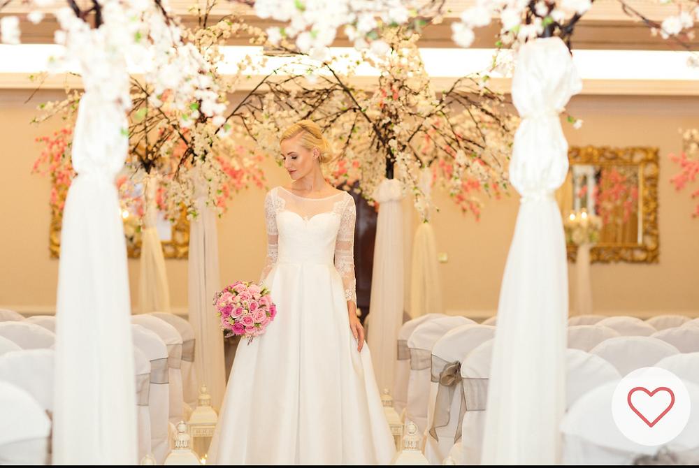 Civil Wedding Decor