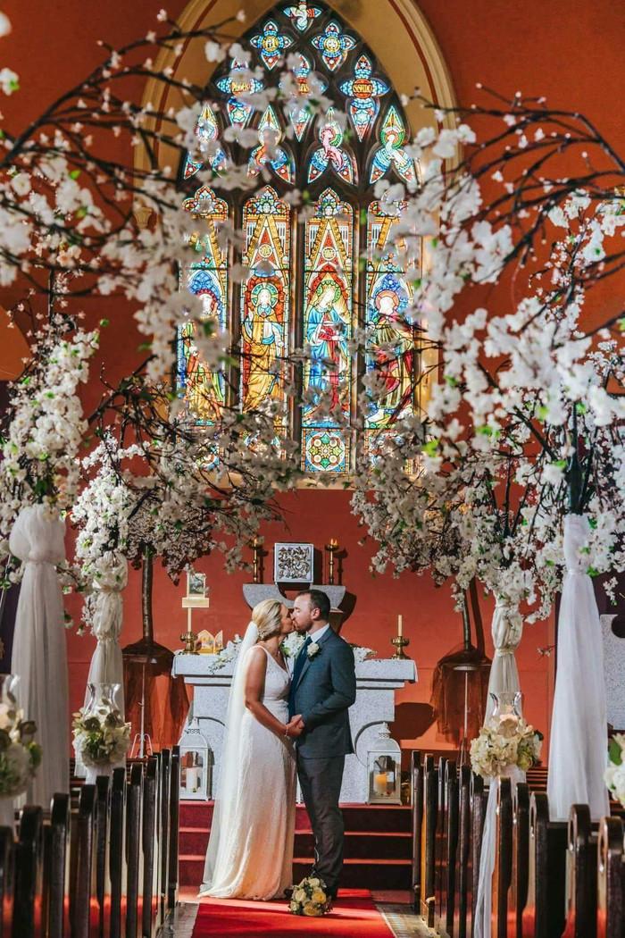 Dublin Wedding Decorations, cherryblossom