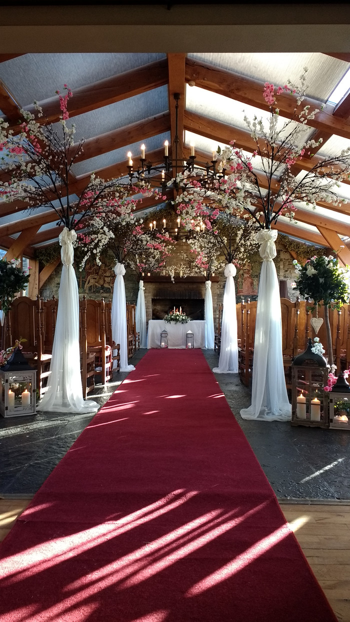 Civil Ceremony Decorations, Weddings