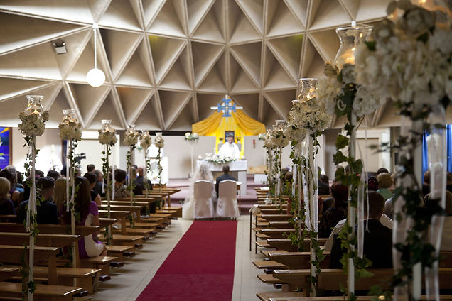 Wedding Church Decorations Dublin City Wedding Venue Decoration
