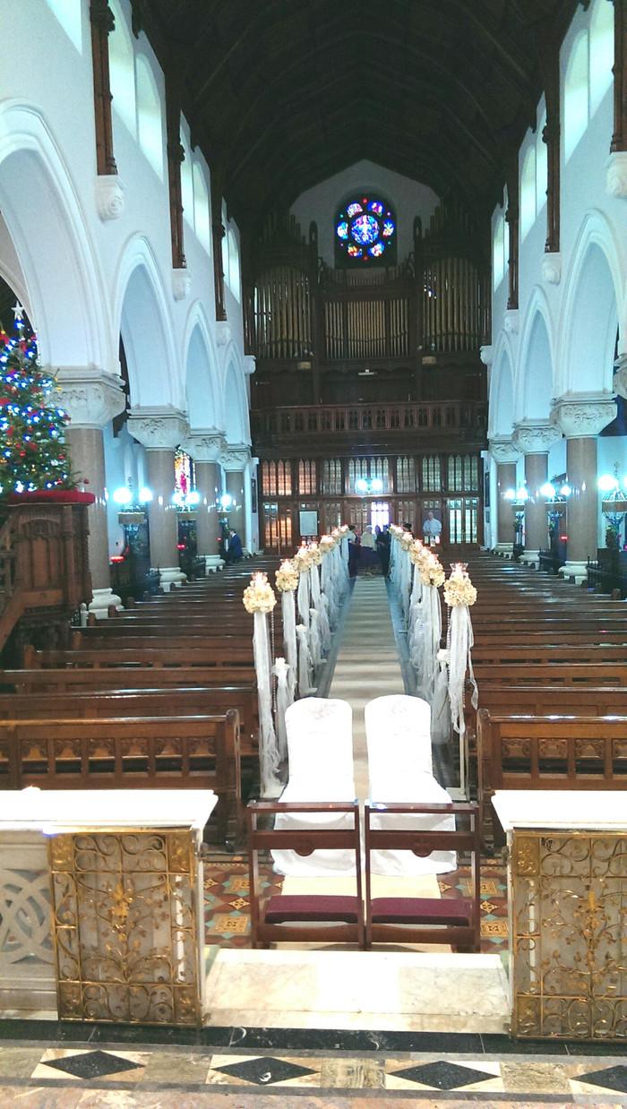 Wedding Decorations, Church Decorations, Dublin, Galway, Leinster, Connacht, Munster