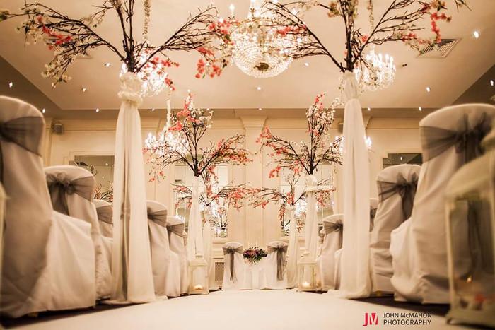 Galway Dublin Wedding Decor
