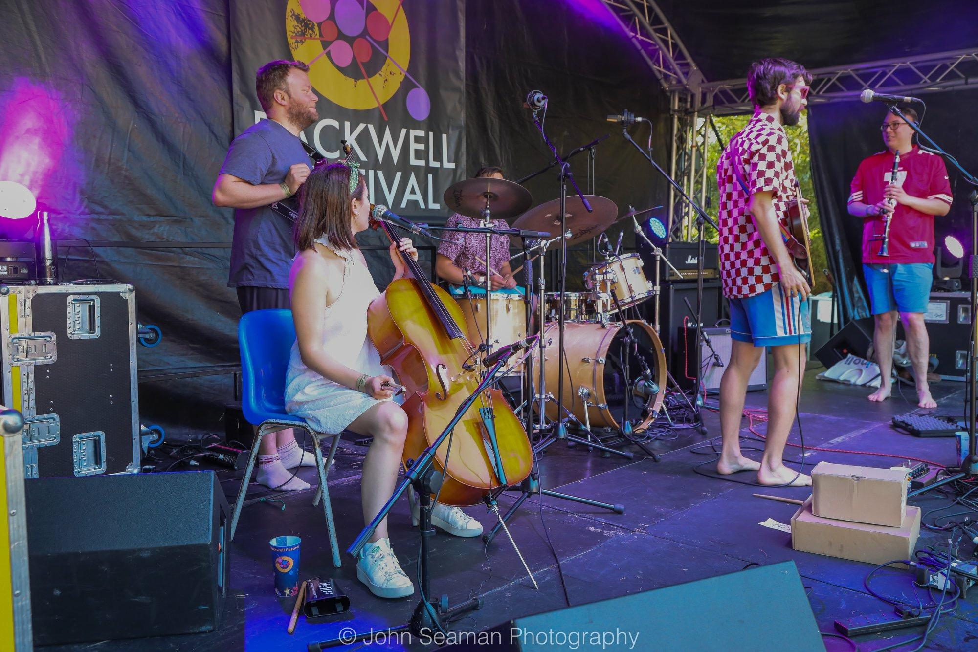 Backwell Festival