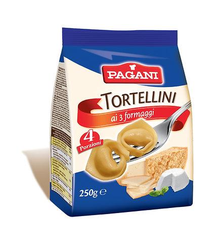 Torteliny sýrové Pagani 250g