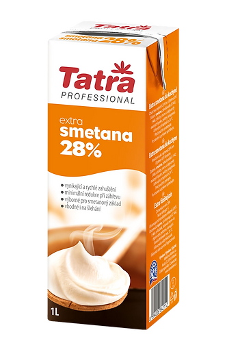 Smetana Tatra 28% - 1l