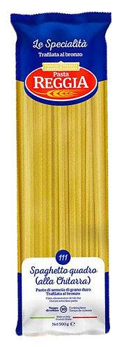 Špagety hranaté (Spaghetto quadro) Reggia 500g