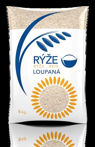 Rýže loupaná dlouhozrnná 5kg
