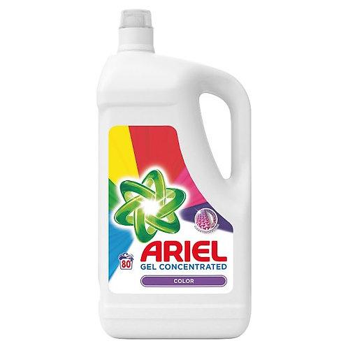 Ariel Color Prací gel 4,4l (80 praní)