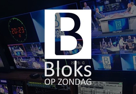 """Iconic Security Services te gast aan tafel bij """"BLOKS OP ZONDAG"""""""