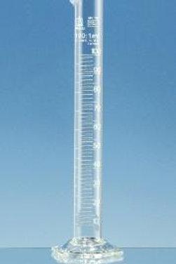 Cilindri graduati con becco base esagonale 10 ml