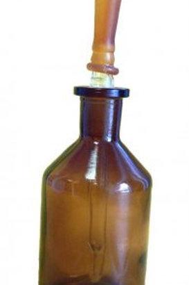 CONTAGOCCE RANVIER VETRO GIALLO 250 ml