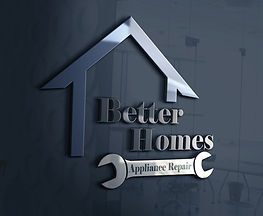better homes appliance repair glass image