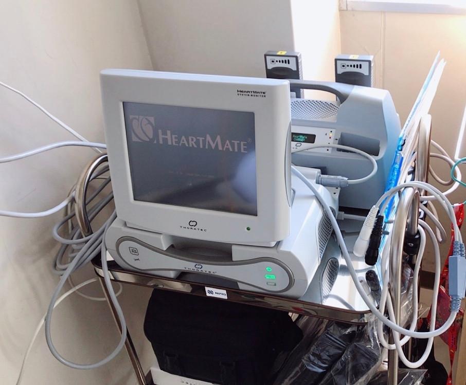 HEART MATE Ⅱ