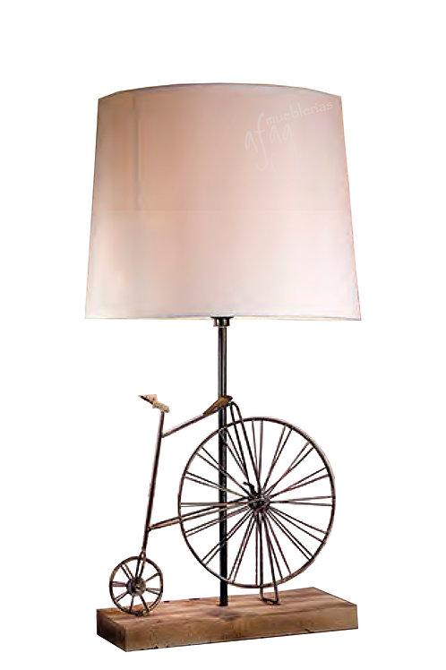Lámpara Bicicleta