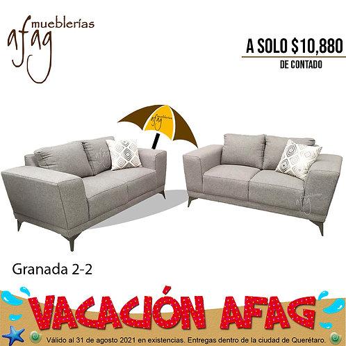 Sala Granada 2-2