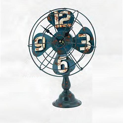 Reloj de Mesa Ventilador