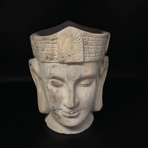 Buda con cuello chico