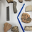 Thumbnail: Box No. 48 - stuff collected on walk to burton dassett
