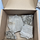 Thumbnail: Box No.41 - Pieces of render blown off burton dessett beacon and collected