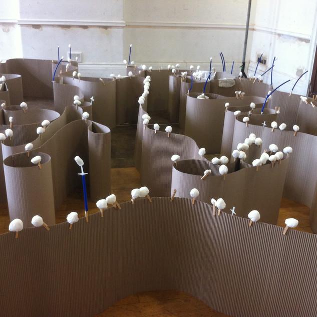 Battersea Arts Centre- SheepScapes - 2016