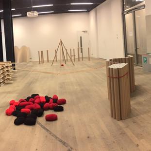 8-14's Studio programme at Tate Modern - 2016