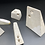 Thumbnail: Box No.31 - Angular plaster forms with holes
