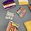 Thumbnail: Box No.32 - Masking taped packet drawings