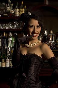 Your host Miss La Vida