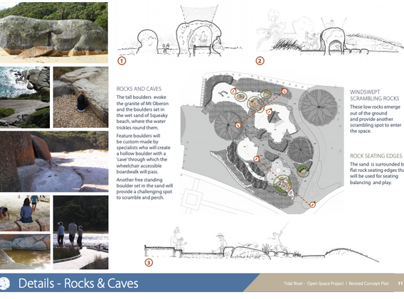 Details on Rock Features