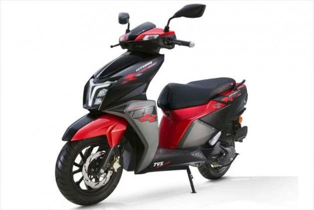 TVS Ntorq 125 cc