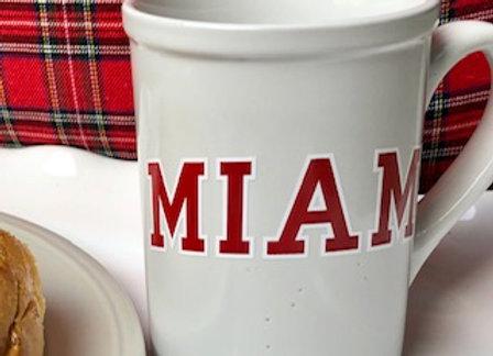 Miami University Mug