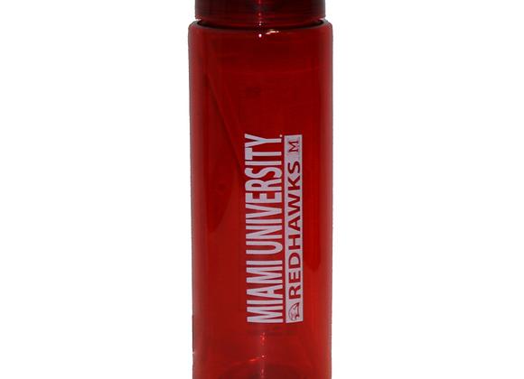 Miami University Water Bottle