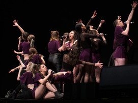 ICCA UK Final 2019 - 'Fall in Line'