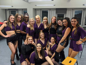 UoB A Cappella Society Christmas Concert 2019 (Backstage)