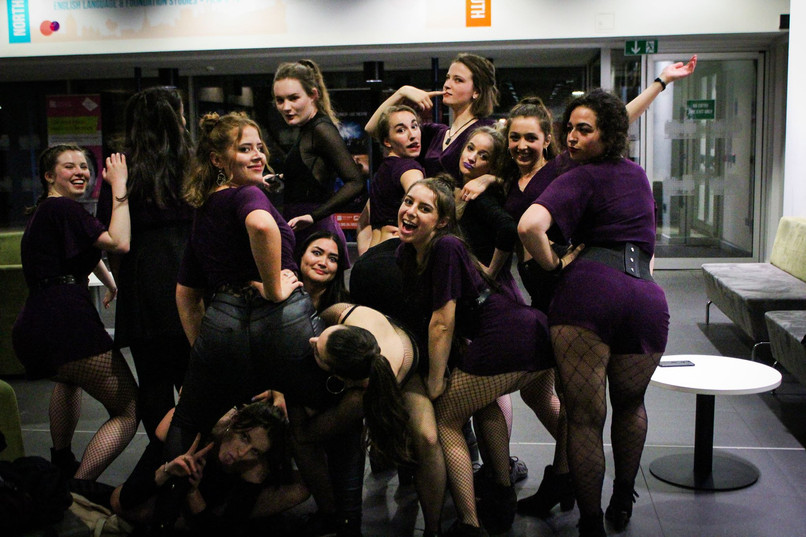 UoB A Cappella Society Spring Concert 2019 - goodbye Pitch Fight generation 4 :'(