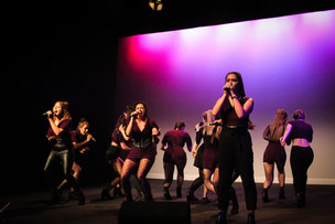 UoB A Cappella Spciety Spring Concert 2019 - 'Fall in Line'
