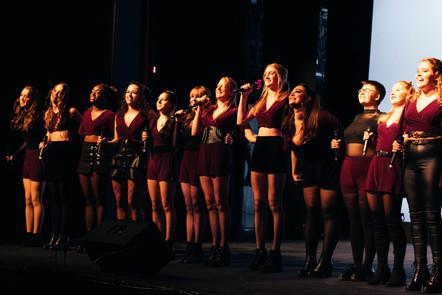 UoB A Cappella Society Christmas Concert 2019
